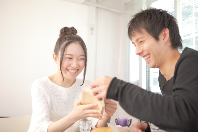 笑顔の挨拶 婚活 静岡